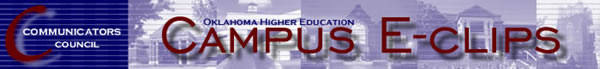 Oklahoma Higher Education Campus E-Clips
