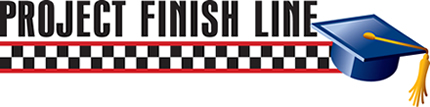 Logo: Project Finish Line.