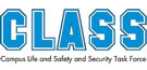 Logo: Campus Life and Safety and Security (CLASS) Task Force
