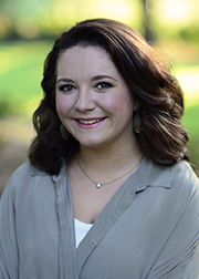 Picture of Madison Johnson, 2015-16 Educators Rising National President.