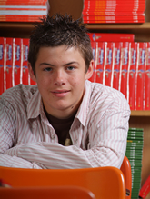 Photo of a male student.