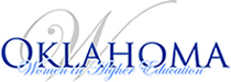 Logo: Oklahoma Women in Higher Education