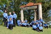 Photo of Southeastern's Chorale.