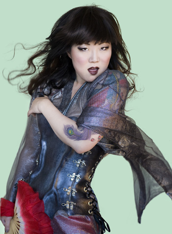 Photo of entertainer Margaret Cho.